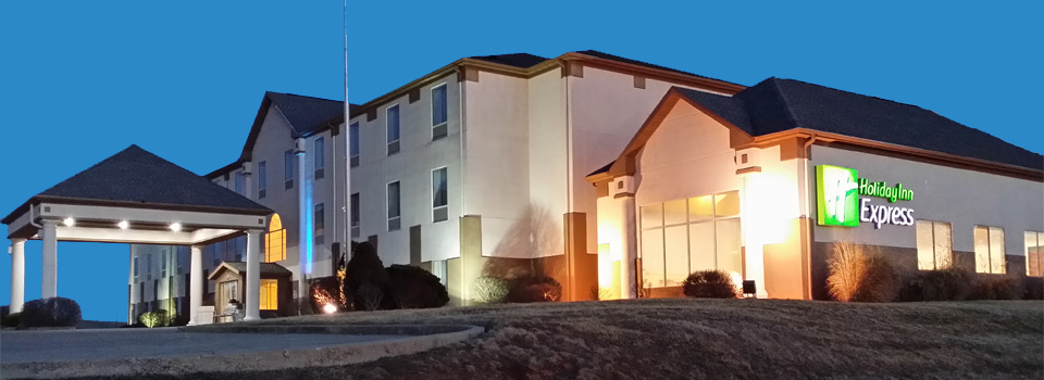 Holiday Inn EIFS project