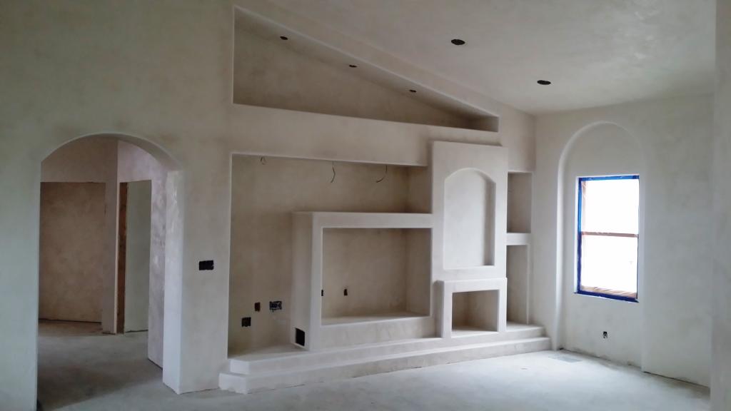 Venetian Plaster Drake Construction