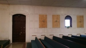 interior walls before painting